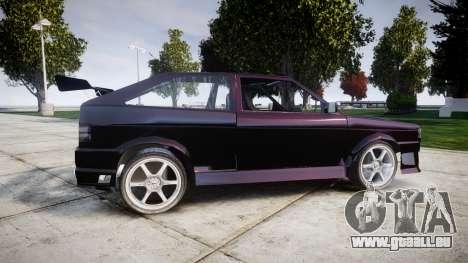 Volkswagen Gol GTI für GTA 4 linke Ansicht
