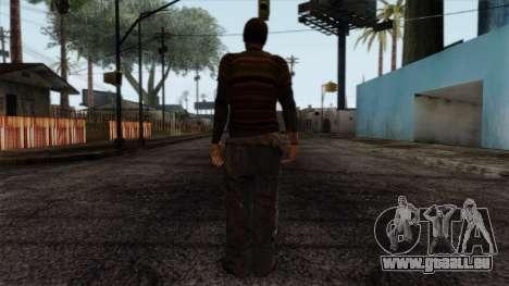 GTA 4 Skin 52 pour GTA San Andreas deuxième écran