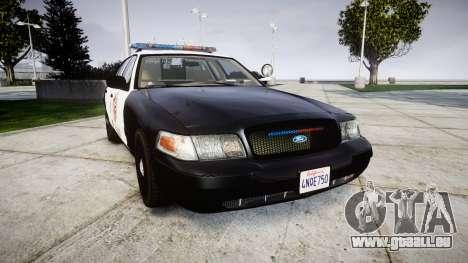 Ford Crown Victoria LAPD [ELS] für GTA 4