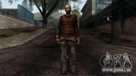 GTA 4 Skin 52 pour GTA San Andreas