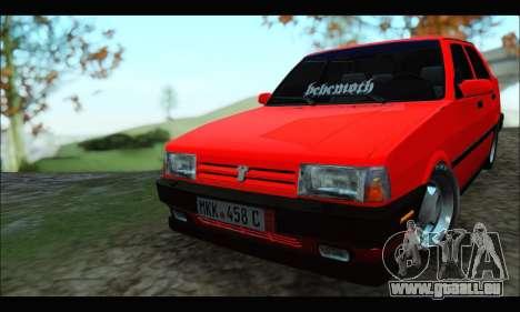 Tofas Dogan SLX Metalist (Behemoth) für GTA San Andreas