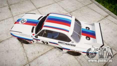 BMW 3.0 CSL Group4 [32] für GTA 4 rechte Ansicht