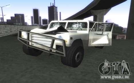 Geändert Fahrzeug.txd für GTA San Andreas siebten Screenshot