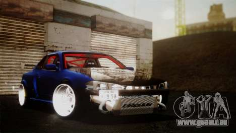 Nissan Silvia S15 DC Hunter für GTA San Andreas