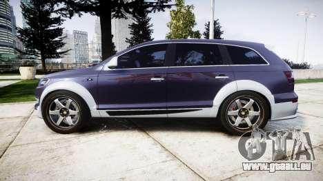 Audi Q7 2009 ABT Sportsline [Update] rims1 für GTA 4 linke Ansicht
