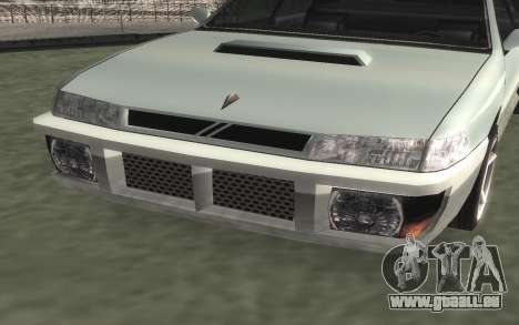 Geändert Fahrzeug.txd für GTA San Andreas zweiten Screenshot