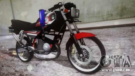 Yamaha RX King pour GTA San Andreas