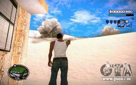 HUD GOSKA für GTA San Andreas