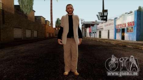 GTA 4 Skin 50 pour GTA San Andreas