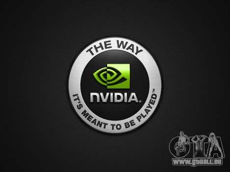 De nouveaux écrans de chargement pour GTA San Andreas deuxième écran