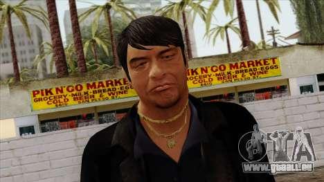 GTA 4 Skin 80 pour GTA San Andreas troisième écran