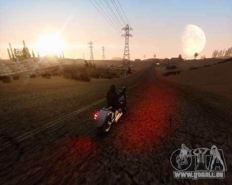 ENB_OG v2 pour GTA San Andreas deuxième écran