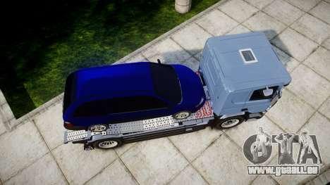 Scania 94G 300 pour GTA 4 est un droit