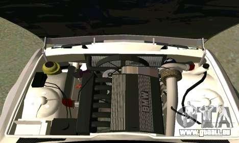 BMW 525 Turbo für GTA San Andreas Seitenansicht