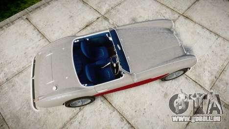 Austin-Healey 100 1959 für GTA 4 rechte Ansicht