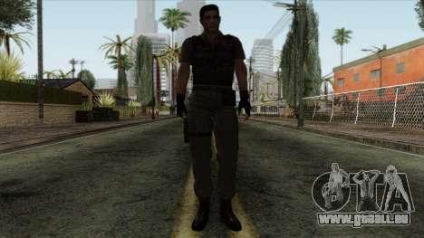 Resident Evil Skin 2 pour GTA San Andreas