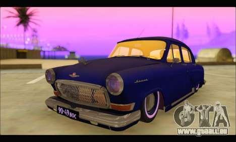 GAZ 21 Volga Resto für GTA San Andreas