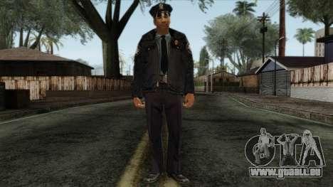Police Skin 11 für GTA San Andreas
