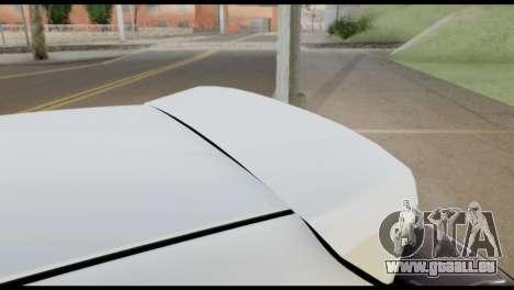 Honda Civic 1.4 Mehmet ALAN für GTA San Andreas Innenansicht