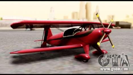 Beta Stuntplane pour GTA San Andreas