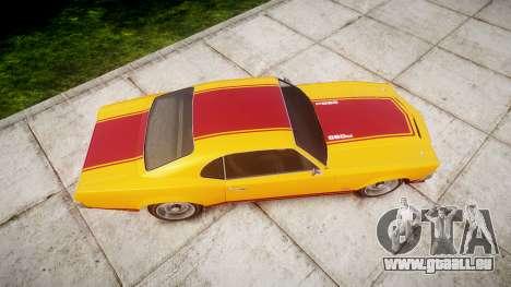 Declasse Sabre GT Little Wheel pour GTA 4 est un droit