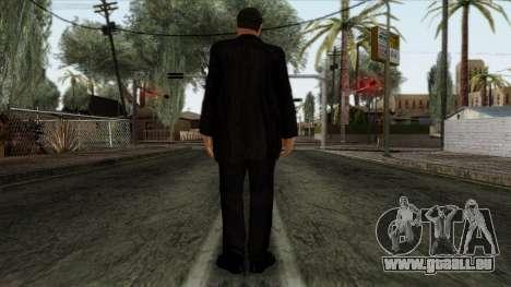 GTA 4 Skin 80 pour GTA San Andreas deuxième écran