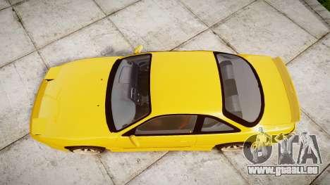 Nissan Onevia S14 pour GTA 4 est un droit