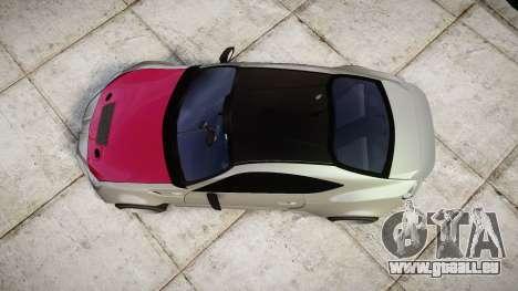 Toyota GT-86 RocketBunny für GTA 4 rechte Ansicht