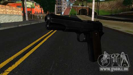Colt M1911 from S.T.A.L.K.E.R. für GTA San Andreas