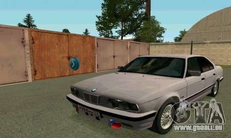 BMW 525 Turbo für GTA San Andreas