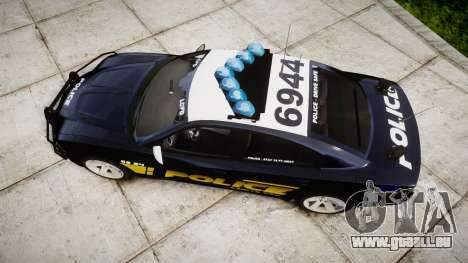 Dodge Charger RT 2013 LCPD [ELS] für GTA 4 rechte Ansicht