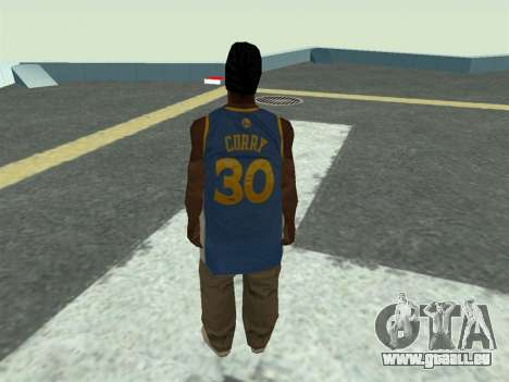 Ballas1 New Skin für GTA San Andreas zweiten Screenshot