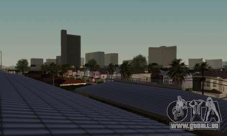 Behind Space Of Realities: American Dream pour GTA San Andreas huitième écran