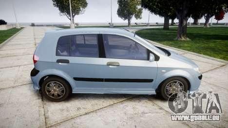 Hyundai Getz 2006 for ENB für GTA 4 linke Ansicht