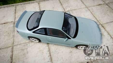 Nissan Silvia S14 Vertex pour GTA 4 est un droit