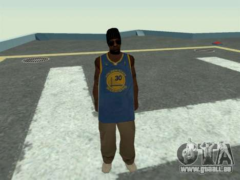 Ballas1 New Skin pour GTA San Andreas