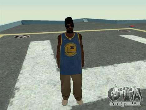 Ballas1 New Skin für GTA San Andreas