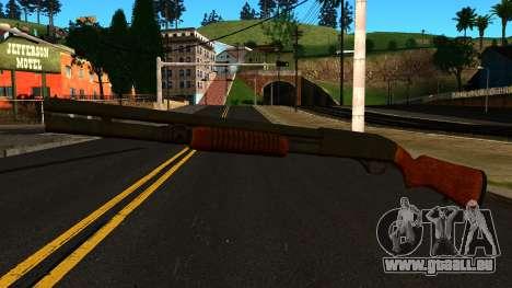 En bois MP-133 Sans Brillant pour GTA San Andreas