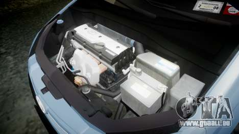 Hyundai Getz 2006 for ENB für GTA 4 Seitenansicht