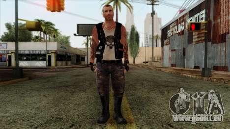 GTA 4 Skin 56 pour GTA San Andreas