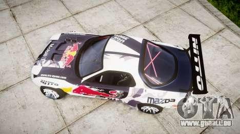 Mazda RX-7 Rocket Bunny MadMake für GTA 4 rechte Ansicht