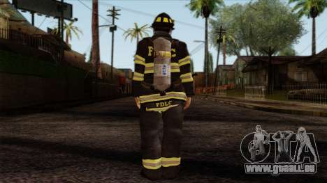 GTA 4 Skin 54 pour GTA San Andreas deuxième écran