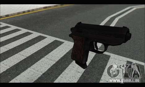 GTA ONLINE: SNS Pistol pour GTA San Andreas deuxième écran