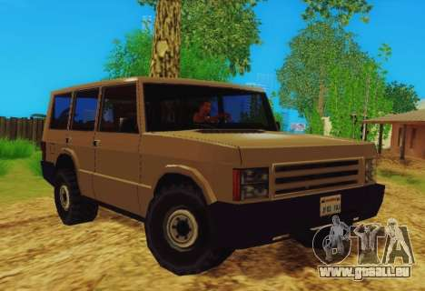Huntley Army für GTA San Andreas