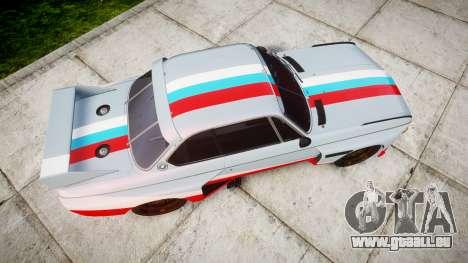 BMW 3.0 CSL Group4 pour GTA 4 est un droit