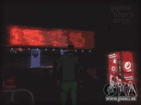 De nouveaux écrans de chargement pour GTA San Andreas quatrième écran
