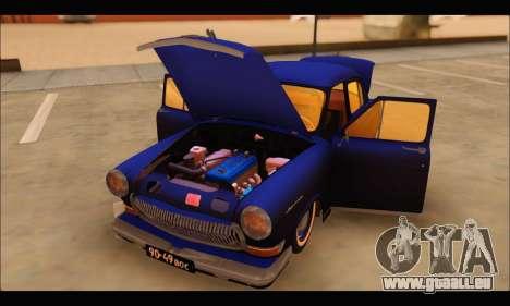 GAZ 21 Volga Resto für GTA San Andreas rechten Ansicht