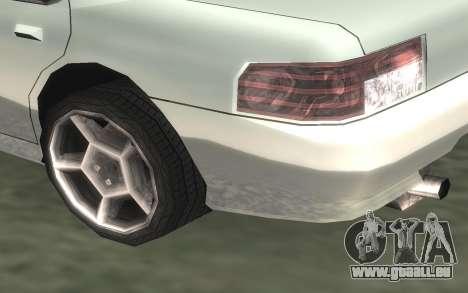 Geändert Fahrzeug.txd für GTA San Andreas dritten Screenshot