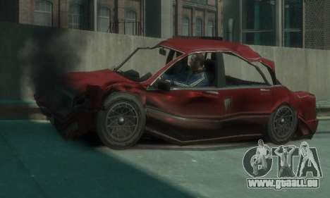 Big Car Damage für GTA 4