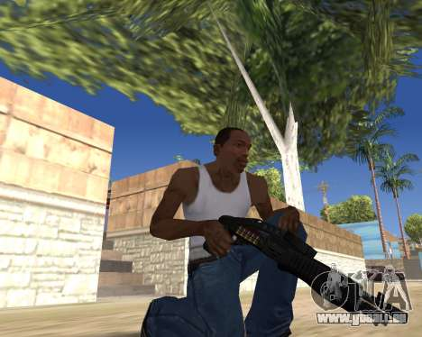 HD Weapon Pack pour GTA San Andreas